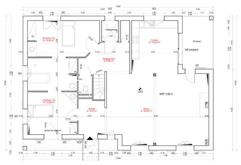 Programme Pour Plan De Maison. Simple Programme Pour Plan De